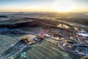 Drohnenfotografie Ilmenau